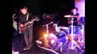 The Bellicose Minds - Oppresion Depresion/Walk into the Fire (Barcelona, 7 Oct 2013)