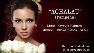 Achalau (pampeña): Alma América