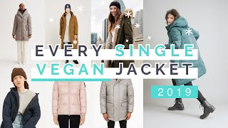My Thoughts On Every Vegan Winter Jacket Brand [2019]