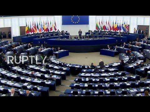 LIVE: Tusk, Juncker and Gentiloni speak at EP plenary session in Strasbourg