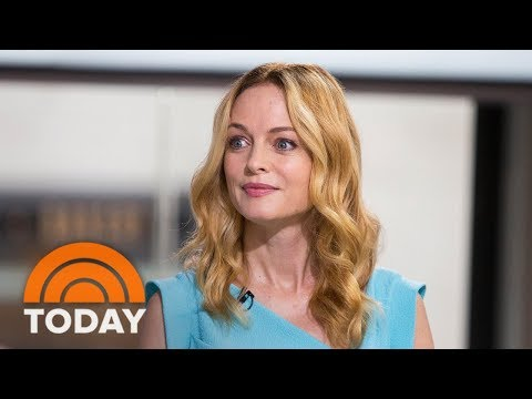Heather Graham Talks Harvey Weinstein And 'Law & Order True Crime: The Menendez Murders'  TODAY