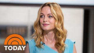 Heather Graham Talks Harvey Weinstein And 'Law & Order True Crime: The Menendez Murders' | TODAY