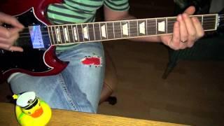 Mick Taylor guitar lesson The Stumble closeup & slowdown
