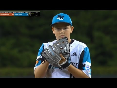 Louisiana vs Oregon 2019 Little League World Series Baseball