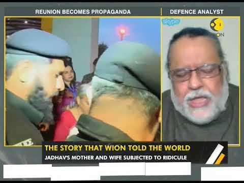 WION Gravitas: Jadhav's mother braves Pak harassment