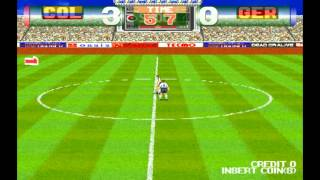 Tecmo World Cup 98  Download PC Full MAME