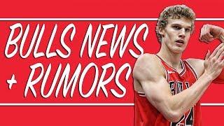 Latest Chicago Bulls News! Jim Boylen Visiting Lauri Markkanen, Thad Young Cut? Zach LaVine & More!