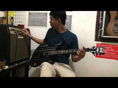 check sound gitar schecter synyster gates standrad original