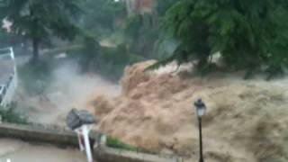INCROYABLE !  INONDATION TRANS EN PROVENCE PRES DE DRAGUIGNAN :  VIDEO SURPRENANTE
