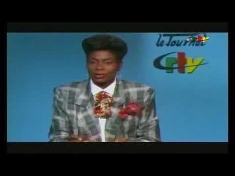 Les premières vedettes de la télévision nationale au Cameroun