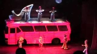 Priscilla Queen of Desert (Broadway) - I Will Survive.avi