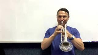 обзор трубы Bach Stradivarius model 72 ML reviev