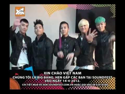 Download SOUNDFEST 2012 - BIGBANG HELLO VIETNAM