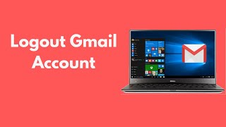 How to Logout Gmąil Account in Laptop (2021)
