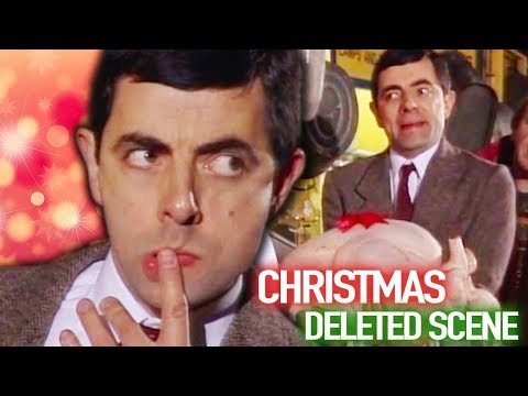 Turkey WINNER | Deleted Scene | Christmas Special | Funny Clips | Mr Bean Official