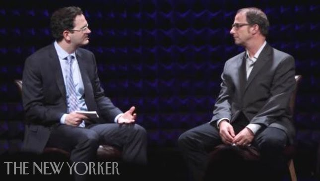 George Packer on the present and future of the U.S. - The New Yorker Festival