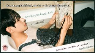 BTS (Bangtan Boys) - Sick k-pop [german Sub] Mini Album :The Mood Of Love Part 1