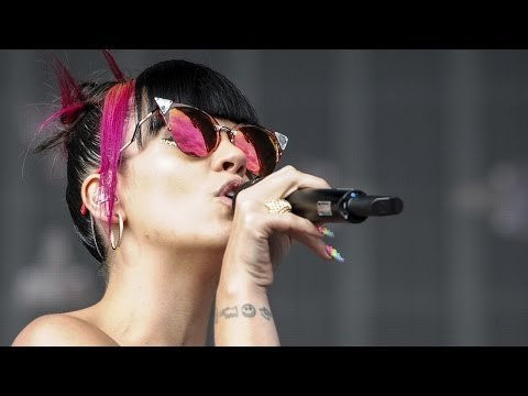 Lily Allen - Our Time (BBC Radio 1's Big Weekend 2014)