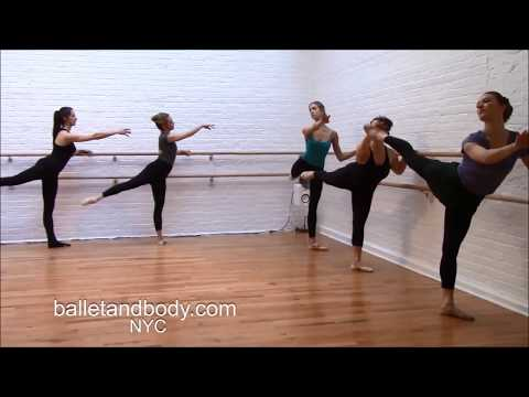 About Ballet Body (TM) Barre