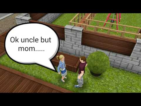 Simsfreeplay - Child  Abuse🙇(story of brave girl)