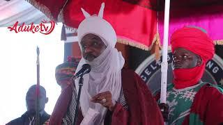 Download Lagu What Emir of Kano Sanusi Said before He was dethroned mp3