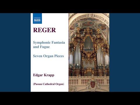 Symphonic Fantasia and Fugue, Op. 57: Fantasia