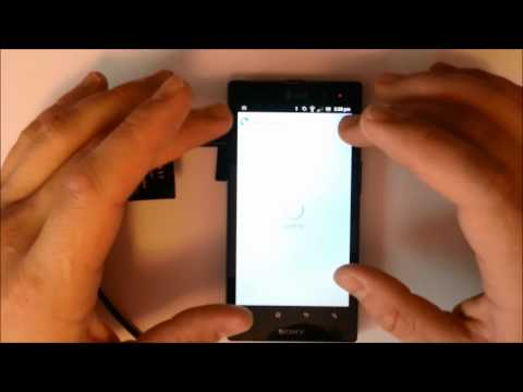 Sony Xperia Ion - Sony Video and Music Unlimited and 1080p HD Camera test