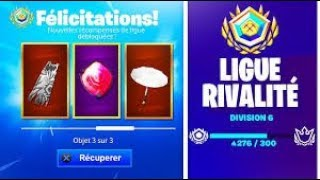 VOICI HOW TO GET THE RENE RECOMPENSEON ON FORTNITE!!!