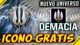 ICONO GRATIS y Nuevo UNIVERSO de DEMACIA | Noticias League Of Legends LOL
