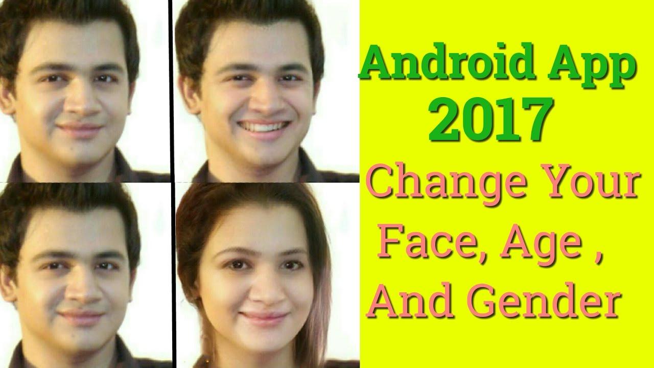 app change gender