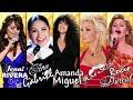 Ana Gabriel, Rocío Dúrcal, Amanda Miguel, Marisela Y Jenni Rivera EXITOS Mix Sus Mejores Canciones
