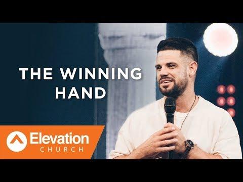 видео: Стивен Фуртик - Преимущество в руках (the winning hand) | Проповедь (2017)