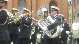 Russia Cruise May 2016, Changing of the Guard