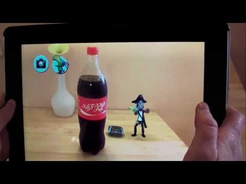 Augmented Reality Commercial Product Marketing