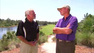 rocco mediate and jimmy ballard explain the history of a connected golf swing