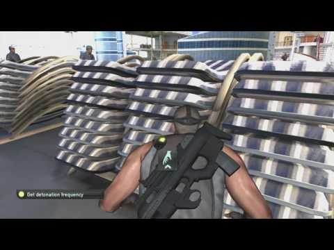 Splinter Cell Double Agent Mission 7- Cozumel(No Commentary)