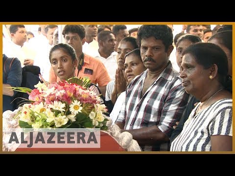 🇱🇰 Sri Lanka holds mass funerals on day of mourning | Al Jazeera English