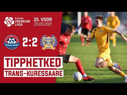 Trans Narva Kuressaare FC Goals And Highlights