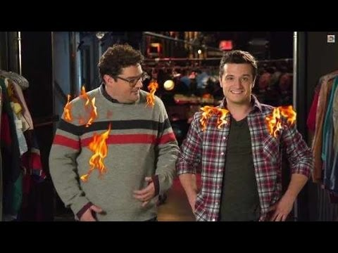 Josh Hutcherson SNL Monologue November 23