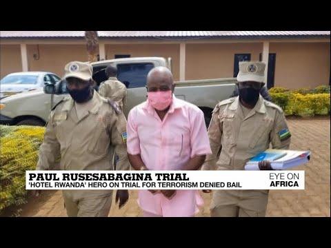 Download Paul Rusesabagina trial: 'Hotel Rwanda' hero on trial for terrorism denied bail
