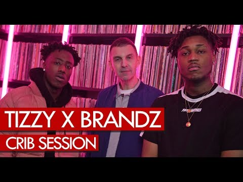 Tizzy x Brandz freestyle - Westwood Crib Session