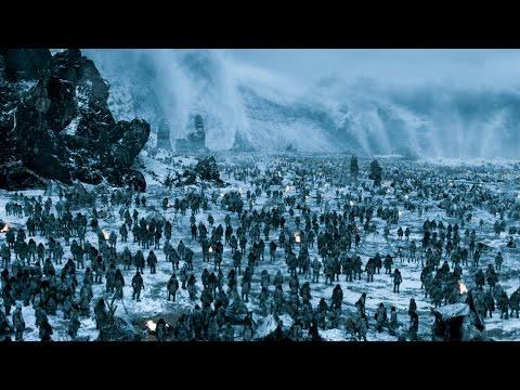 Технология создания армии белых ходоков Игра престолов.