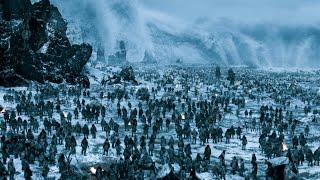"""Технология создания армии белых ходоков """"Игра престолов""""."""
