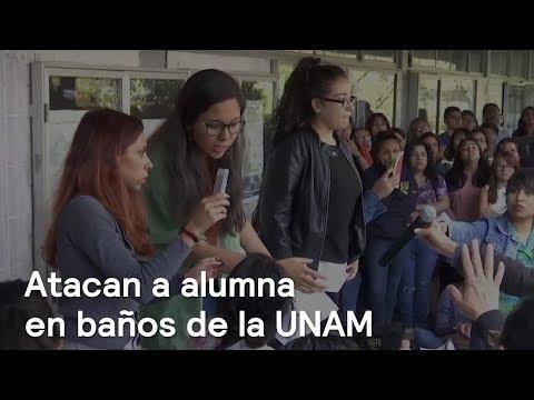 Estudiante de la UNAM sufre agresión sexual - Noticias con Karla Iberia
