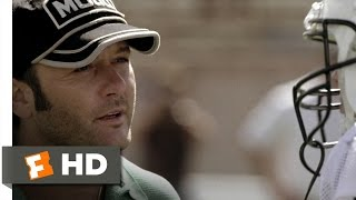 Friday Night Lights (1/10) Movie CLIP - Get Off the Field, Dad (2004) HD