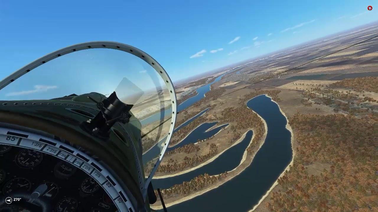 IL-2: Battle of Stalingrad - TrackHat First Flight (Mosca Ground Attack)