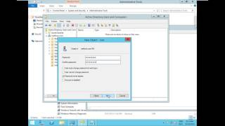Introduction OU in Window Server 2012