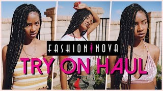 Fashion Nova is My Valentine❤️ Try On Haul