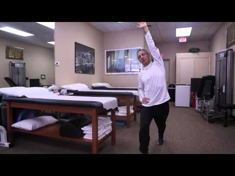 Physical Therapy With Standing Hip Flexor Stretches