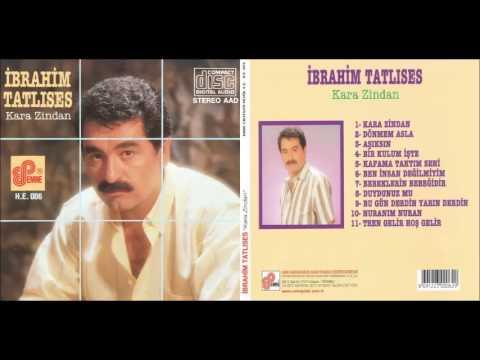 Ibrahim Tatlises - Kara Zindan (1988) - Ben Insan Degilmiyim